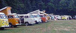 Line up the wagens