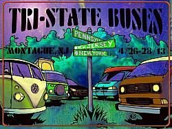 Tri-State Buses 2013