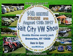 Syracuse VW show 2017