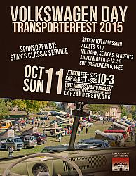 TransporterFest/VW Day 2015
